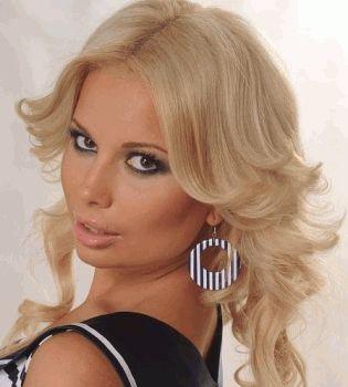 Анастасия Осипова,блестящие