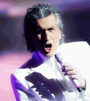 Тото Кутуньо, Алессандро Сафина, концерт