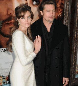 Анджелина Джоли,Брэд Питт,звездные свадьбы
