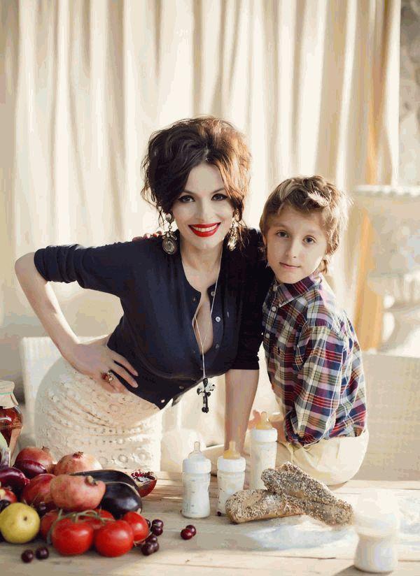Фото мама и сын идеи