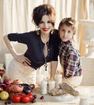 Надежда Мейхер,фото Надежда Мейхер,Надежда Мейхер фото,Надежда Мейхер сын