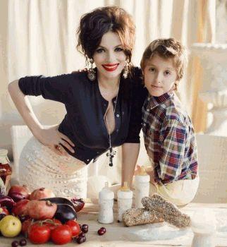 Надежда Мейхер,фотосессия,журнал Viva,Viva!,Самые красивые,2012,бэкстейдж