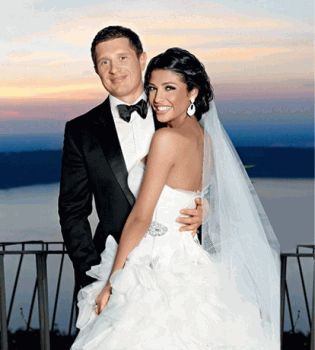 звездные свадьбы, Санта Димопулос, Ева Бушмина