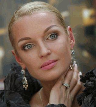 Анастасия Волочкова,звездные блоги