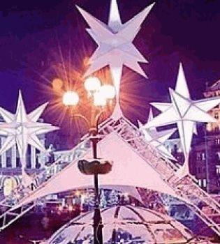 Рождество,ярмарка