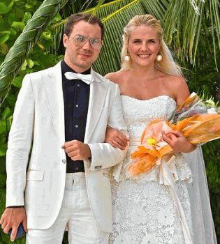 Андре Тан,свадьба,журнал Viva,Viva!