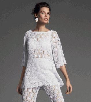 Бьянка Балти, Dolce&Gabbana