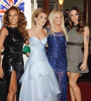 Spice Girls, Виктория Бэкхем