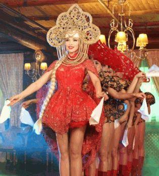 Оля Полякова,клип,Gangnam Style