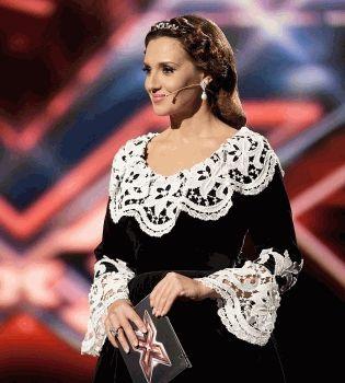 Оксана Марченко,платье