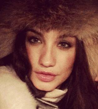 Виктория Дайнеко,без макияжа,макияж