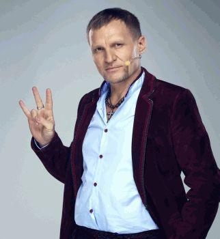 Олег Скрипка,журнал Viva