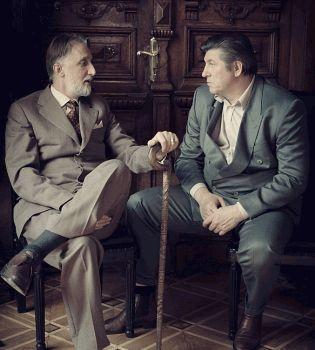 Тени незабытых предков,Любомир Левицкий