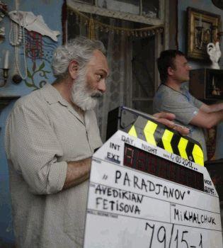Сергей Параджанов,кино