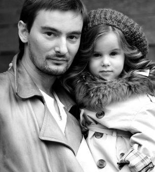 Алан Бадоев,фото,2014,дети,дочь,Instagram