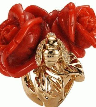 подарки на 14 февраля, украшения Dior