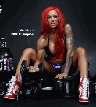 Джоди Марш,фитнес
