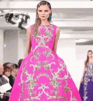 тренды недели моды в нью-йорке