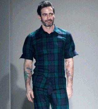 марк джейкобс осень-зима 2013, неделя моды в нью-йорке осень 2013