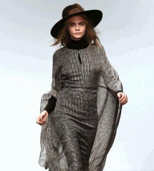 неделя моды в лондоне 2013