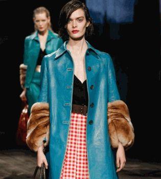 тренды недели моды в милане 2013