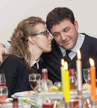 Ксения Собчак и Максим Виторган,Ксения Собчак