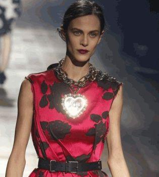 неделя моды в париже 2013