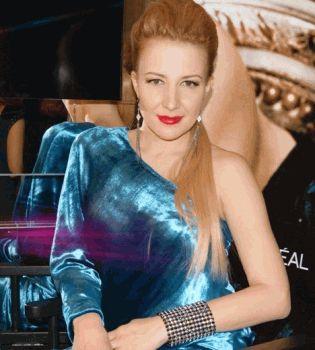 Валерия Черненко,красная дорожка,Самые красивые,2012,журнал Viva