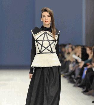 анна бублик,Ukrainian Fashion Week,Ukrainian Fashion Week 2013