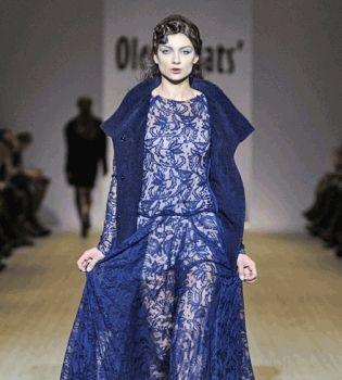 Елена Даць,Ukrainian Fashion Week,Ukrainian Fashion Week 2013