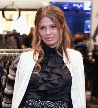Виктория Боня,Свадьба,неделя моды