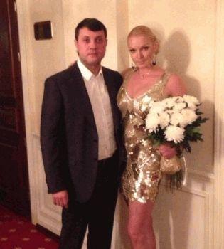 Анастасия Волочкова и Бахтияр Салимов,Анастасия Волочкова