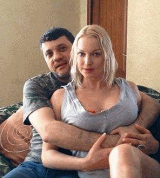 Анастасия Волочкова и Бахтияр Салимов,Анастасия Волочкова,Звездные романы
