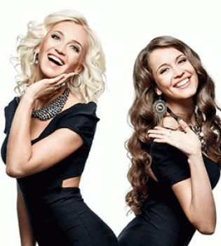 Ольга бузова с сестрой анной