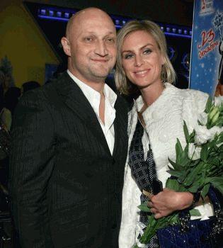 Гоша Куценко,станет отцом,жена,беременна,Ирина Скриниченко