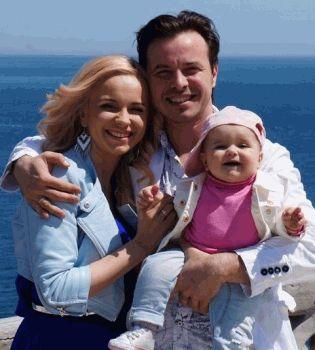 Лилия Ребрик,Лилия Ребрик дочь,Лилия Ребрик и Андрей Дикий,Лилия Ребрик с дочерью