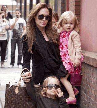 Анджелина Джоли,Лучшие мамы,Худшие мамы,Гвен Стефани,Кэти Холмс