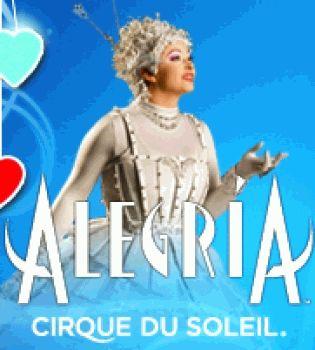 Cirque du Soleil,Alegria Cirque du Soleil,Alegria