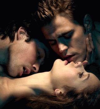 самые сексуальные,Секс в большом городе,самые сексуальные сериалы,Баффи,Дневники вампиров