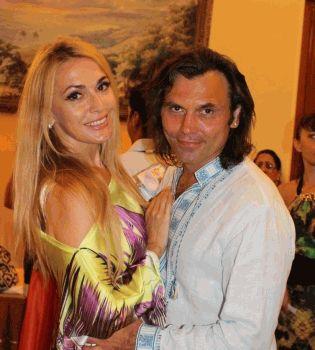 Ольга Сумская,муж,Виталий Борисюк,Александр Домогаров
