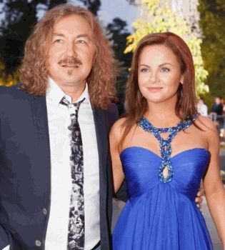 Жена Игоря Николаева беременна