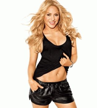 Шакира в шортах фото 788-68