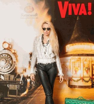 Оля Полякова,Оля Полякова фото,фото Оля Полякова,viva,Viva день рождения