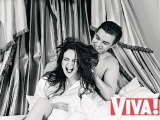 Андрей Искорнев и Ирина Скорикова в новой фотосессии Viva!