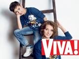"Победительница ""Х-фактора"" Аида Николайчук в фотосессии Viva!"