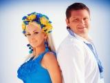 Катя Бужинская снялась в фотосессии с мужем