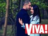 Денис Силантьев и его жена Инна снялись в романтической фотосессии