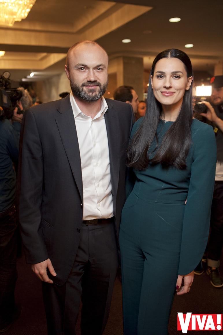 Маша Ефросинина и ее муж Тимур Хромаев