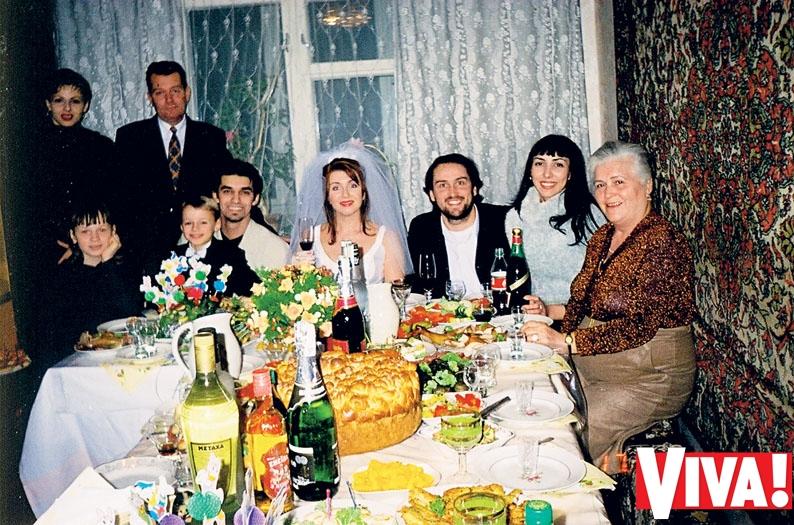 Свадьба Ирины Билык и Андрея Оверчука