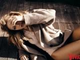 Красотка Ева Бушмина в снялась стильной фотосессии